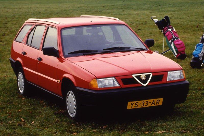 Alfa Romeo 33 Wagon