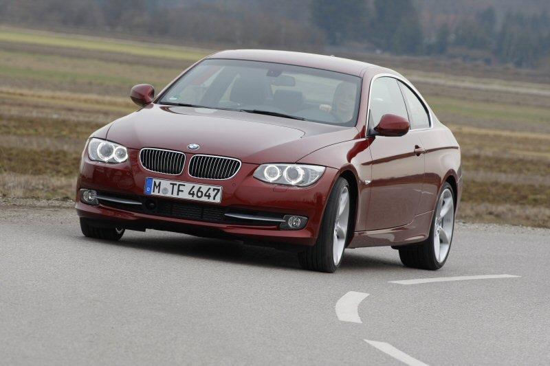 BMW 3-serie Coupé