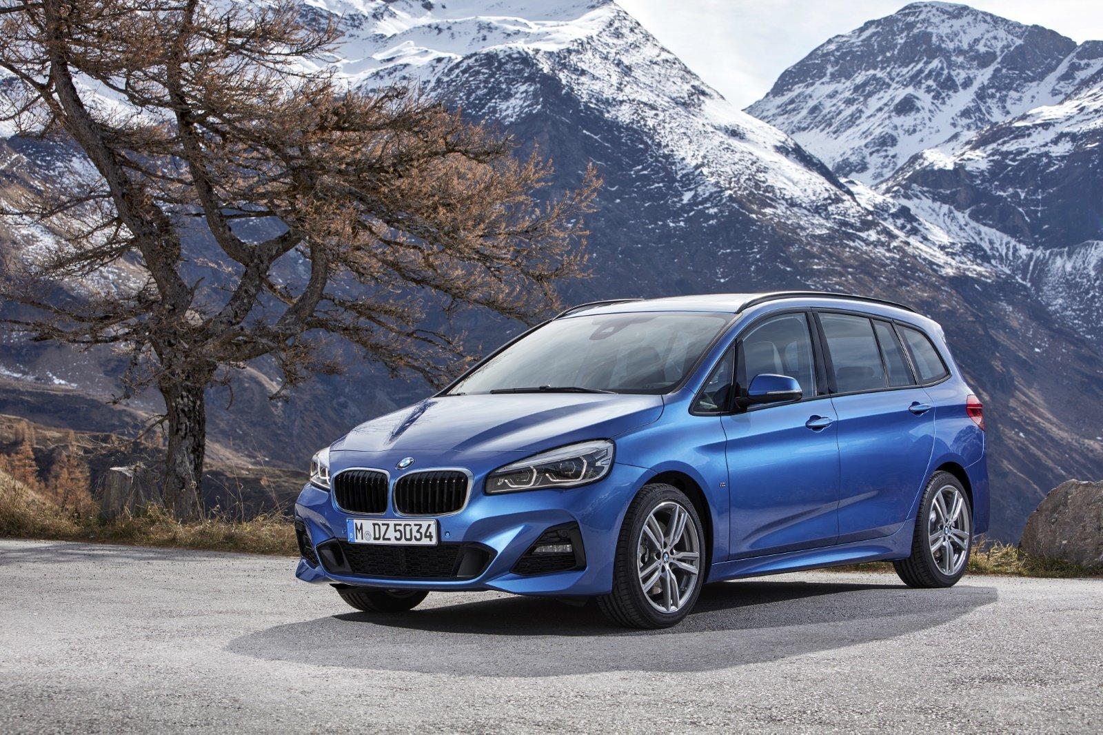 BMW 2-serie Gran Tourer