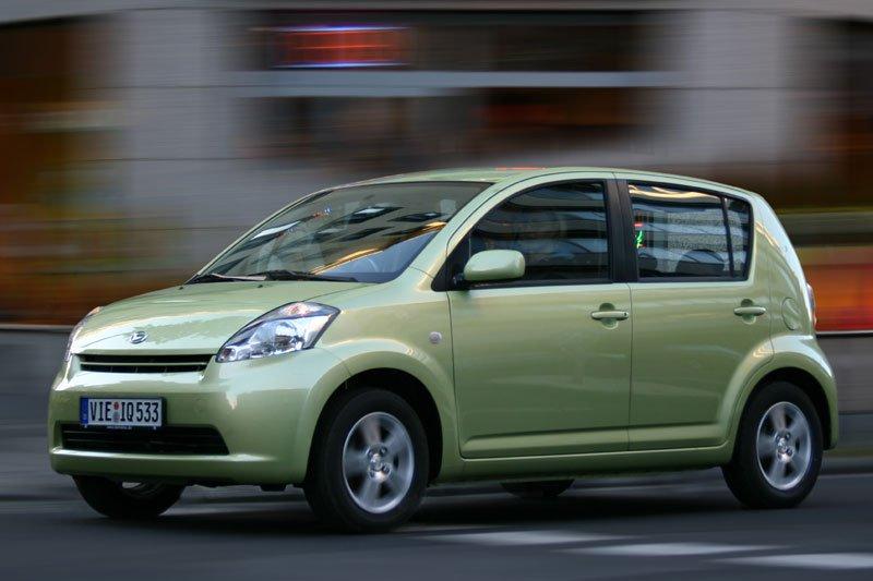 Daihatsu Sirion 2