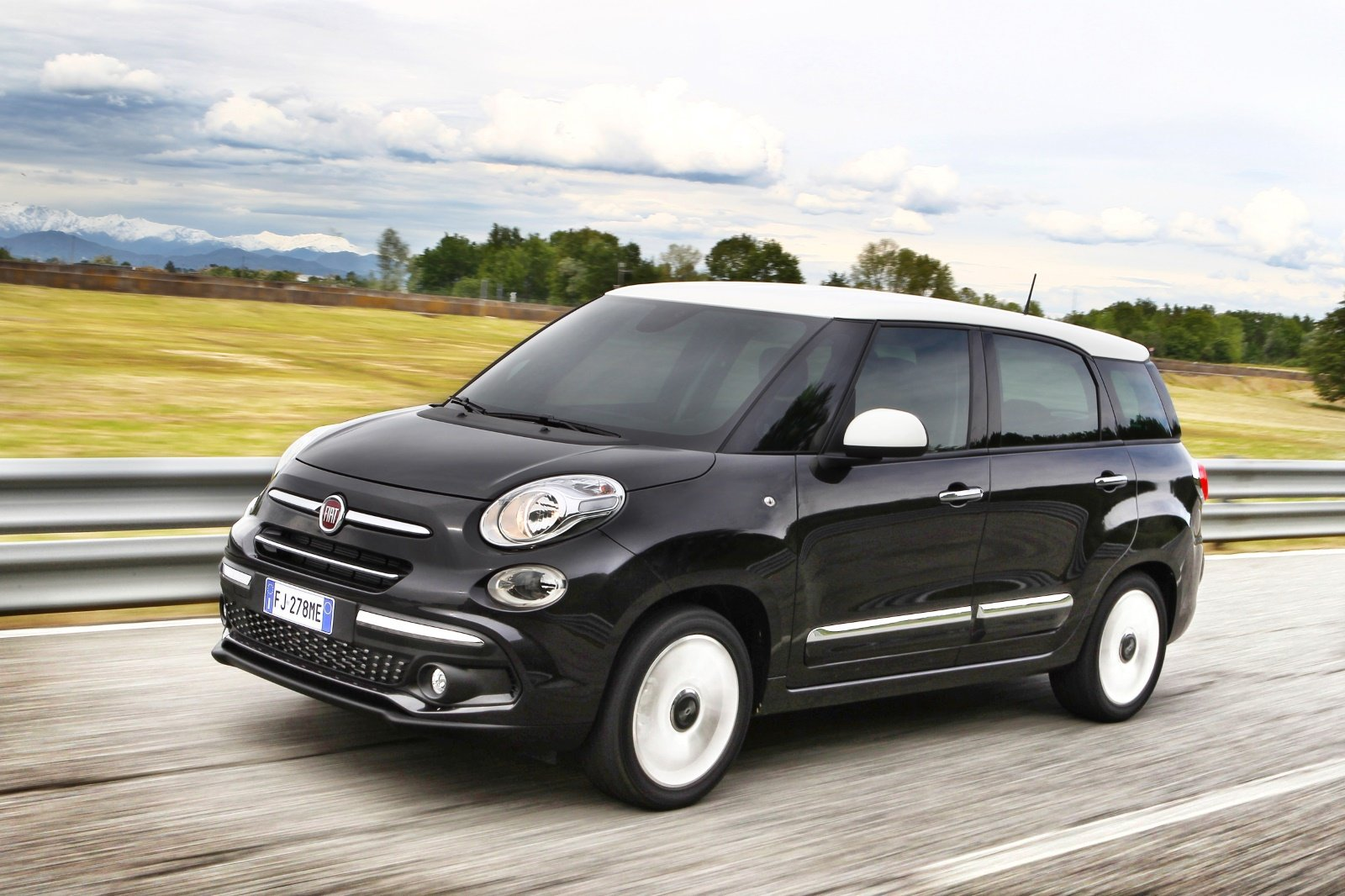 Fiat 500 L Wagon