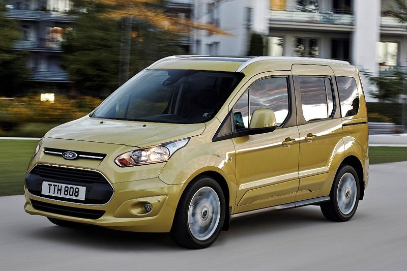 Ford Tourneo Connect Compact
