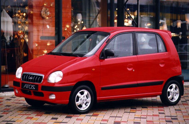 Hyundai Atos Spirit