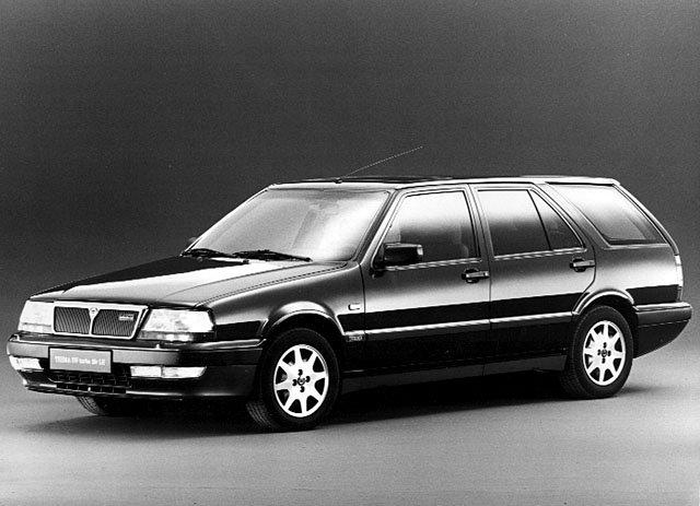 Lancia Thema Wagon