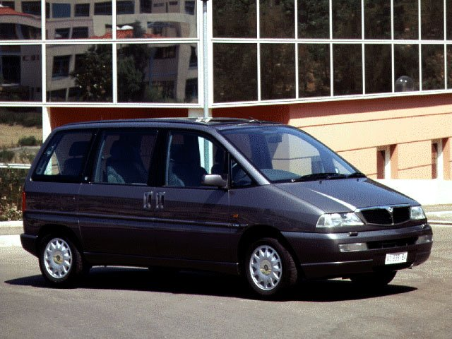 Lancia Z(eta)