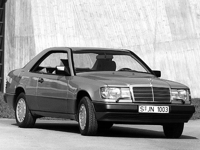 Mercedes 200-500 Cabrio