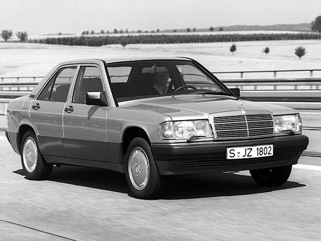 Mercedes 190-serie