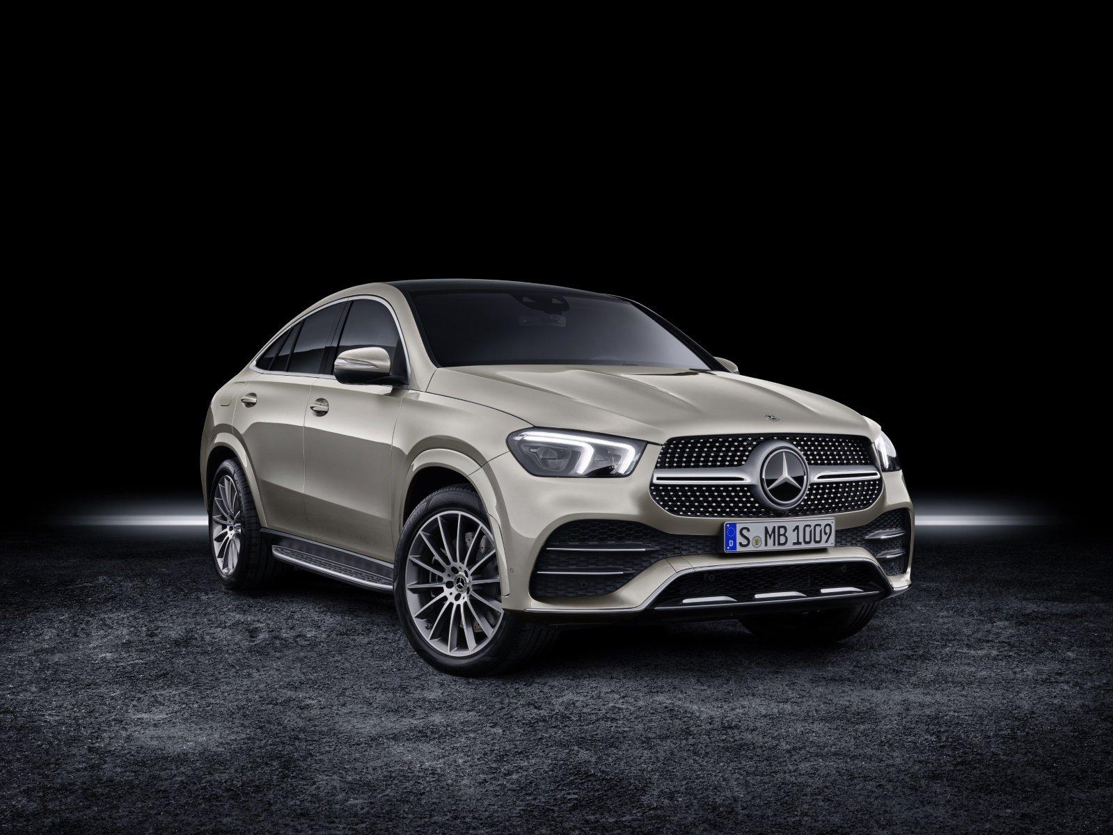 Mercedes GLE-klasse Coupé
