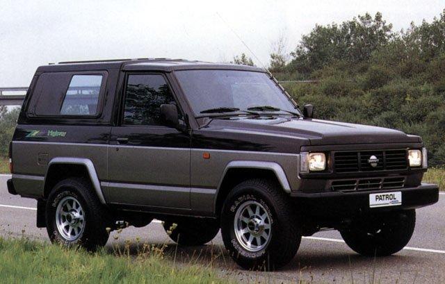 Nissan Patrol R