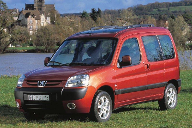 Peugeot Partner MPV