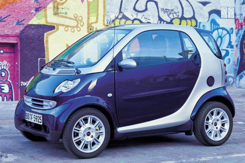 Smart city-coupé