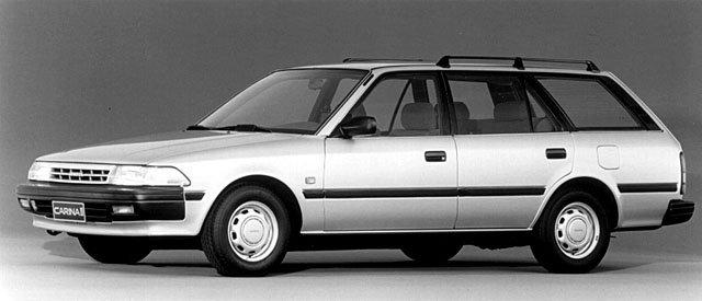Toyota Carina II Wagon