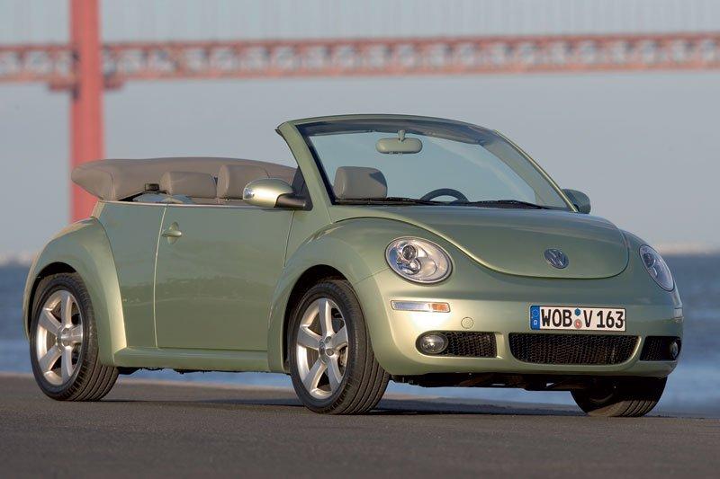 Volkswagen New Beetle Cabriolet